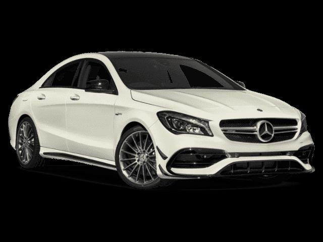 Mercedes-AMG-CLA-45
